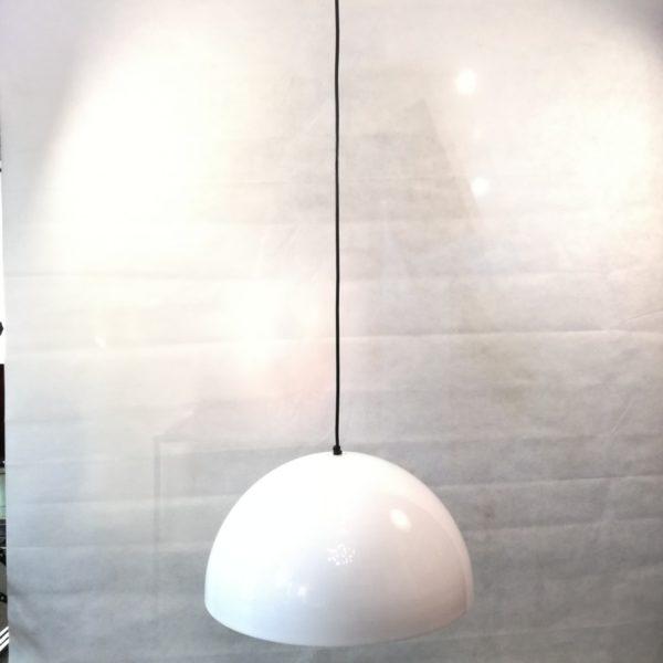 Lampada-sospensione-cupola-alluminio-anni60 (2)