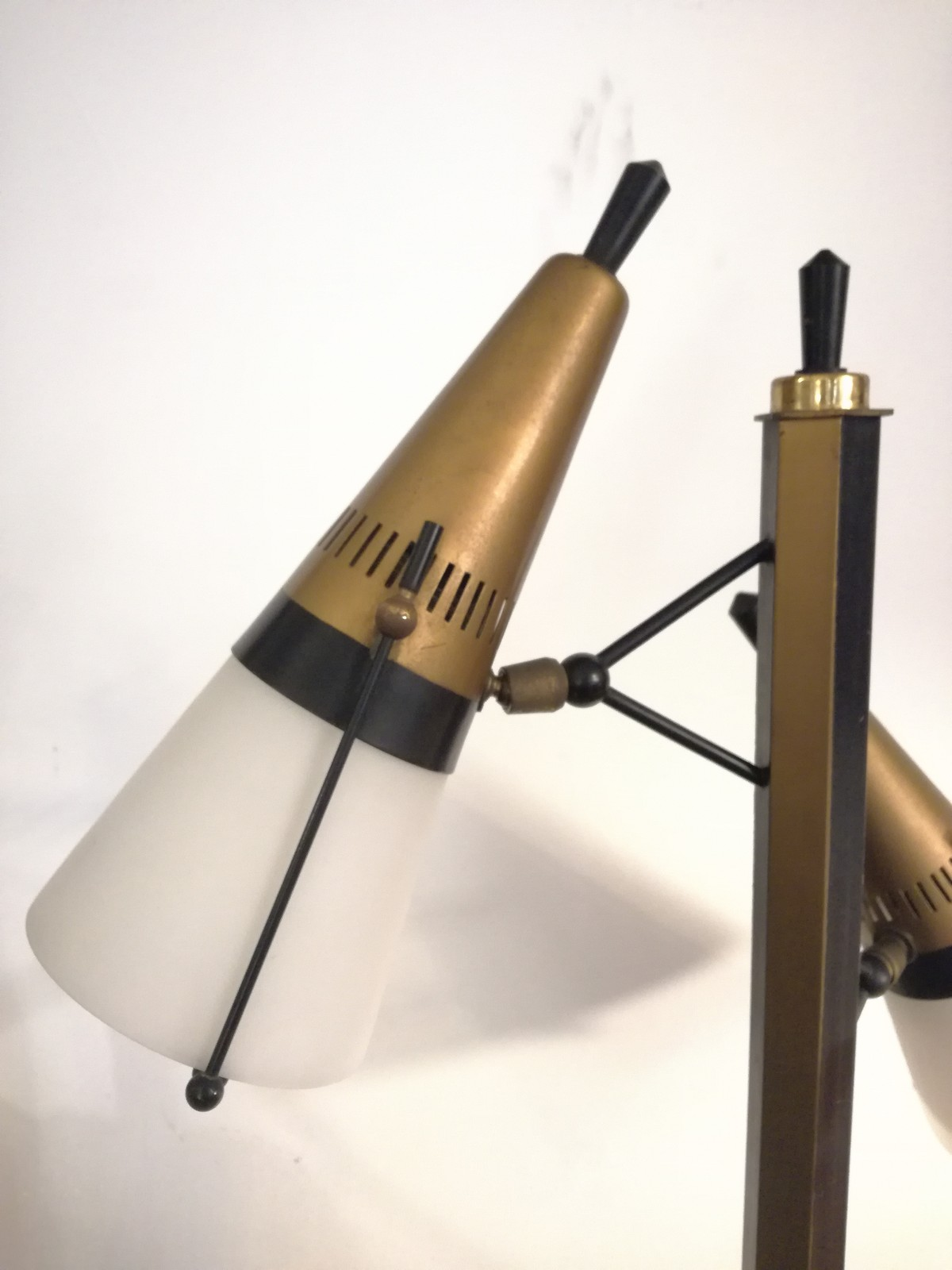 Stilnovo Lampada Da Terra Anni 50 Creazioni D Interni