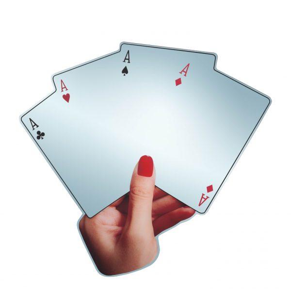 Giampiero Romanò Specchio Poker Limited edition